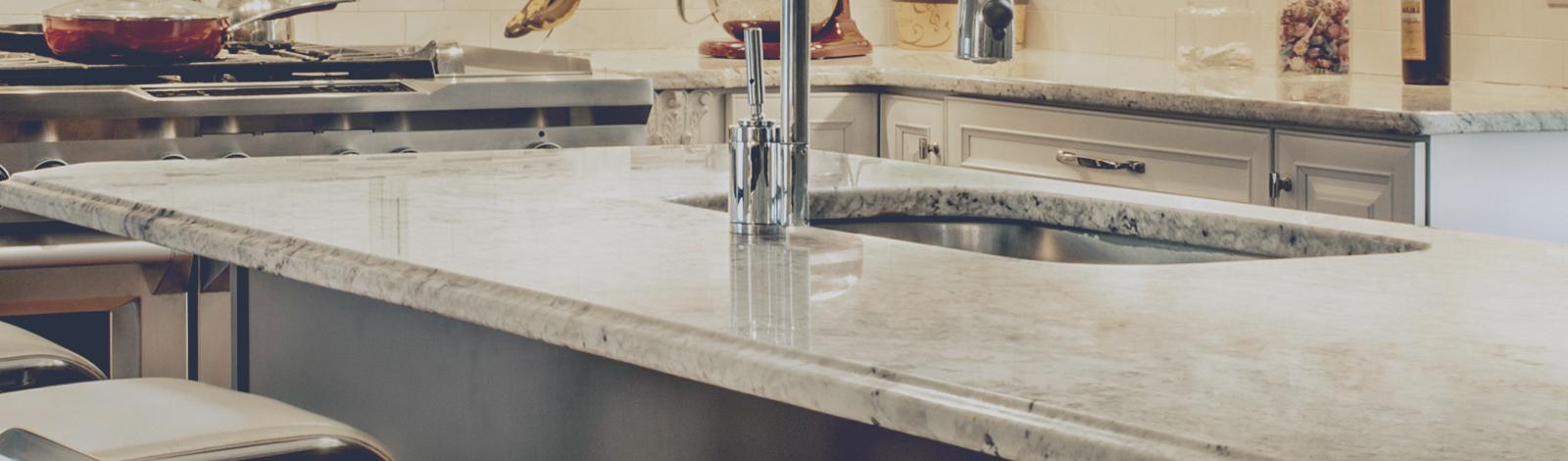 Comptoir de Cuisine et Vanité en Granite | Fabrique Plus